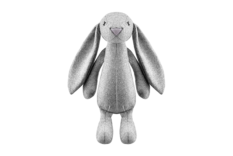 plush dog toy RUPERT rabbit