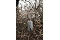 Eco-leather poop bag holder NINA - Beige