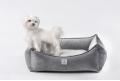 dog bed LITTLE NAP grey