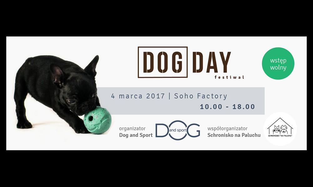 Dog Day w Soho Factory